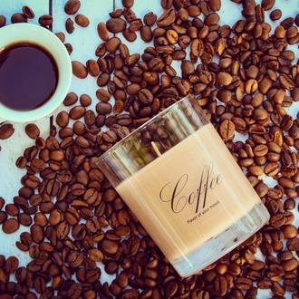 Свеча  с ароматом свежесваренного кофе