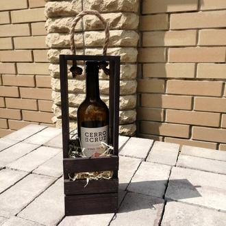 Бутылочница, ящик под бутылку