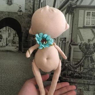Заготовка для куклы, заготовка для куклы тильда, заготовка для текстильной куклы