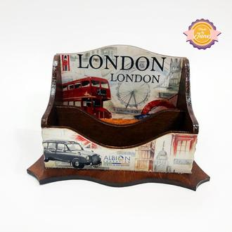 Визитница Лондон