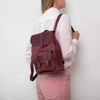 Рюкзак TEXAS из натуральной кожи рюкзак