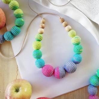 Разноцветные слингобусы