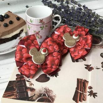 Резинки з печеньками міккі маус
