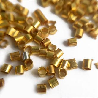 Стопперы , золото, 1.5 мм | № 00527