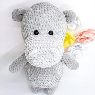 Плюшевая игрушка - Бегемот