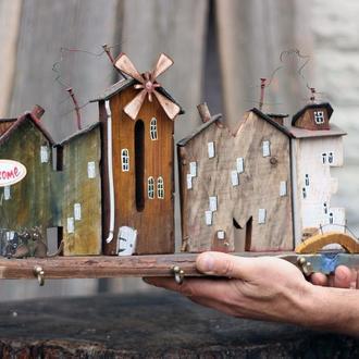 """Ключница """"Уютный дом"""""""
