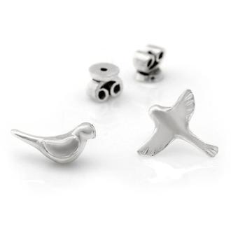 Сережки Пташки прості