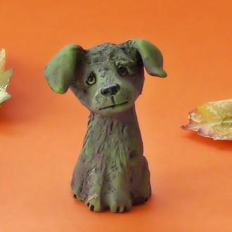 Фигурка Собака подарок для интерьера