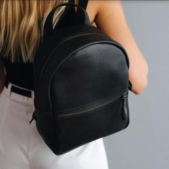 Рюкзак для девушки, мини рюкзак, маленький кожаный рюкзак, модный рюкзак для девушки