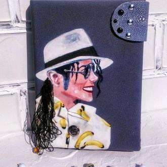 Блокнот  Майкл Джексон