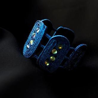 Браслет Chip (blue)