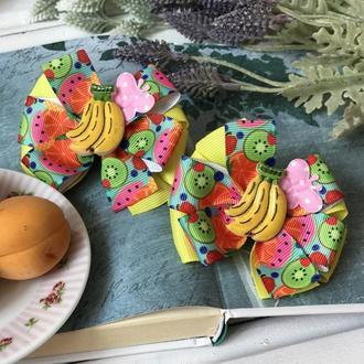 Резинки банан