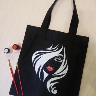 Эко сумка, сумка для покупок, шоппер, сумка-пакет