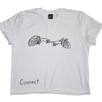Кроп-топ *Connect*