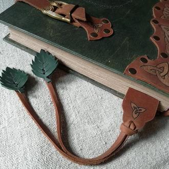 Закладки для книг та блокнотів