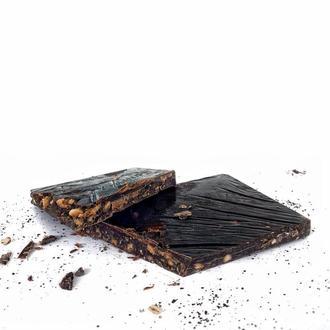 Шоколад без сахара - Арахис + Соль