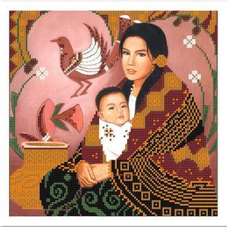 Набор для вышивания бисером «Майя» | № 01254