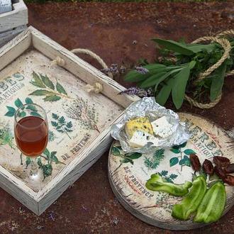 набор для кухни Прованские травы
