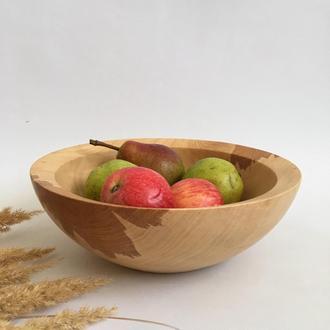 Салтник з дерева, фруктовниця