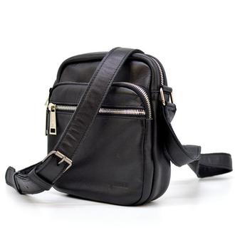 Мужская кожаная сумка через плечо GA-8086-3md TARWA