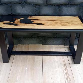 Журнальний стол в стиле Лофт