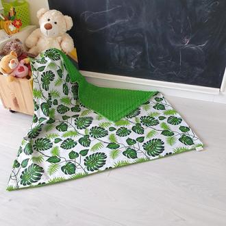 Детское одеяло-конверт Tropical