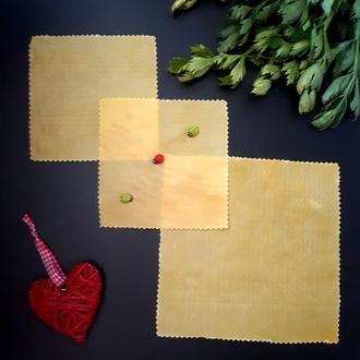 Восковые салфетки для хранения продуктов, waxwraps, эко-товары
