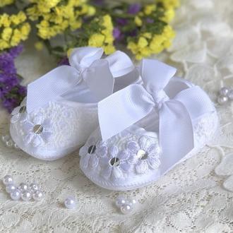 Обувь для крещения
