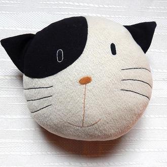 """Подушка-игрушка """"Котик"""""""