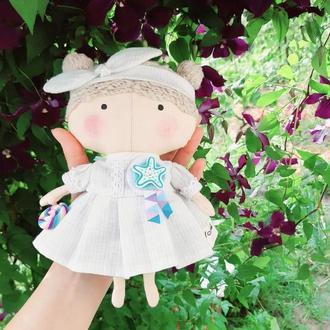 Еко-іграшка лялька Тильда