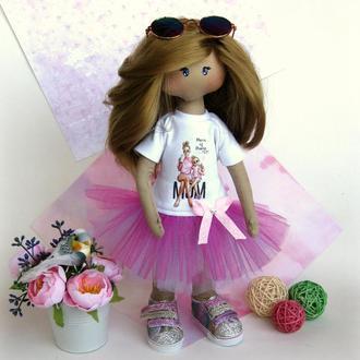 Кукла в подарок, красивая куколка!