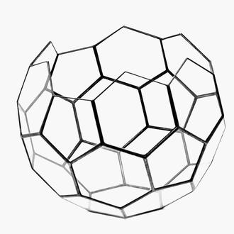 """Флорариум / флораріум """"Мяч"""" L"""