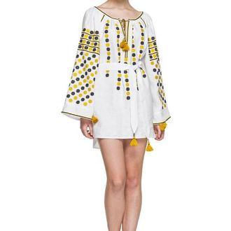 Платье вышиванка Бажена