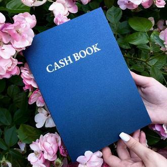 Cash Book - ваш личній финансовій планировщик, планер, тетрадь для планирования бюджета