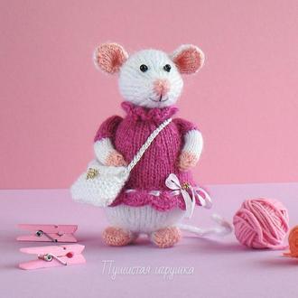 Мышка кокетка