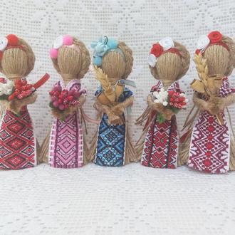 """Кукла-мотанка """"Берегиня"""" Рост  различный Оберег в дом. Подарок."""