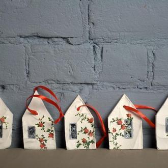 Арт декор для дома из коллекции Sweet Home (небольшие скульптуры)
