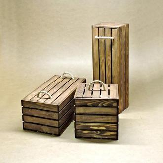 Ящик для хранения Торонто В40хД70хШ70см