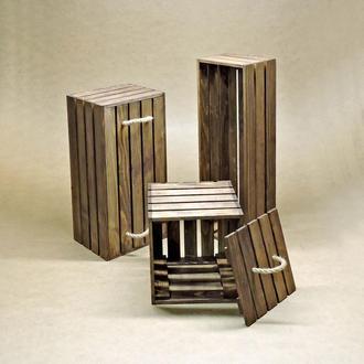 Ящик для хранения Флоренция В60хД70хШ70см