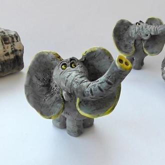 "Фигурка слона ""Слонус"" Слон-талисман"