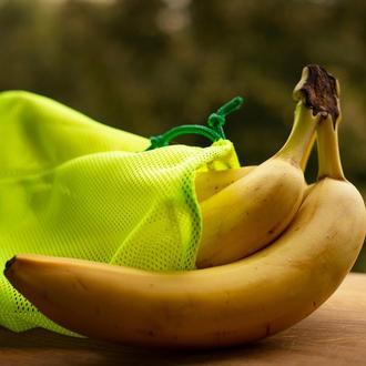 Набор фруктовок 4 шт (желтый)