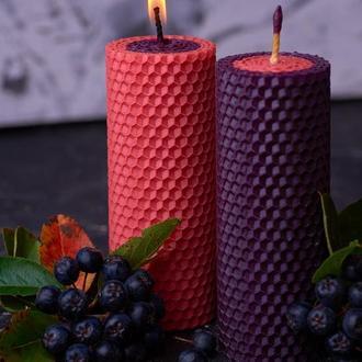 Медовые свечи. Свечи из вощины.Кошерное мыло. Подарочный набор для дома и декора