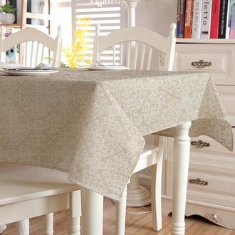 Скатерть с акриловым покрытием Time Textile Poniente 100х140 см