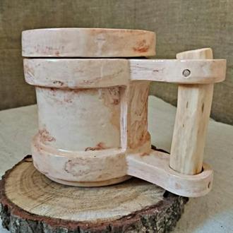 керамическая кружка-заварник