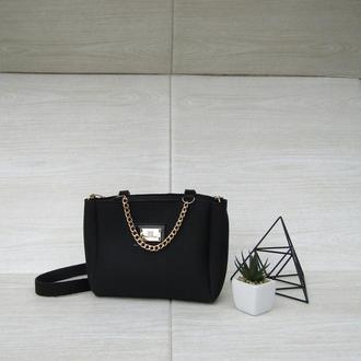 Восхитительный клатч черного цвета