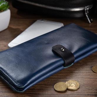 Бумажник HiArt WP-06 Crystal Blue