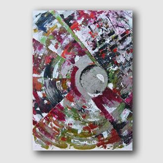 Картина абстракция Infinity 50х70