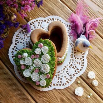 міні-скринька квіткова