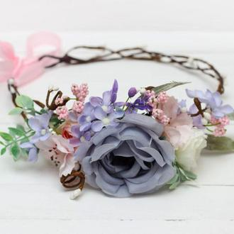 Венок для волос Цветик