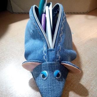 Пенал Мышка